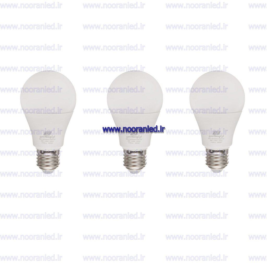 نوع سرپیچ استفاده شده در لامپ ال ای دی 9 وات لیتومکس از نوع استاندارد E27 بوده که برای تمامی مصارف و مکان ها مناسب بوده و قابل استفاده می باشد.