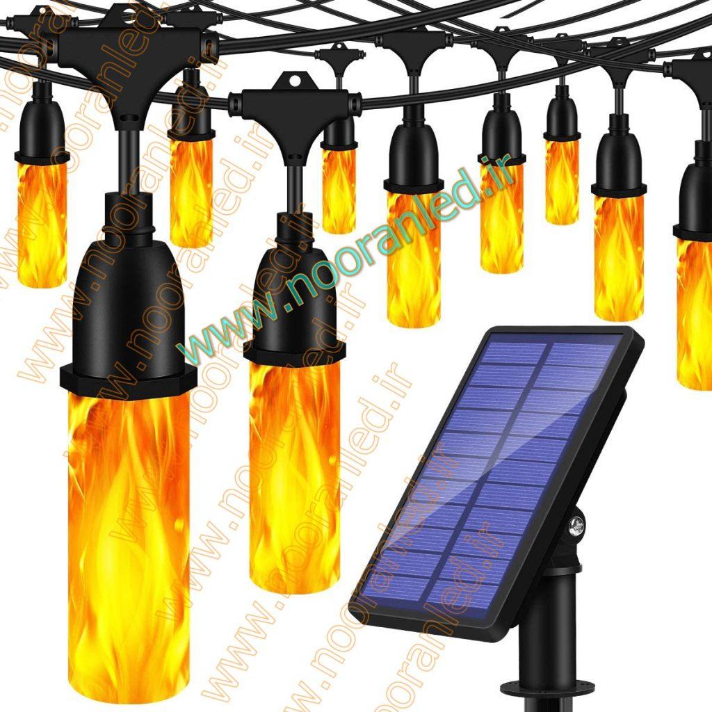 پنل خورشیدی نصب شده بر روی پایه چراغ سولار، دارای طول عمر بسیار بالایی می باشد و می تواند چندین سال انرژی مورد نیاز لامپ ال ای دی پایه چراغ سولار را تامین کند.