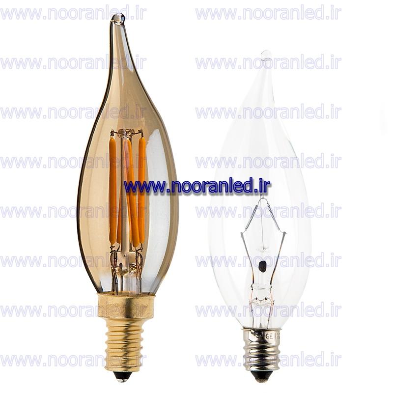 تولید کنندگان لامپ ال ای دی شمعی با توجه به نیاز بازار و استراتژی تولید خود، لامپ اشکی یا لامپ شمعی را در توان های مختلفی به تولید می رسانند.