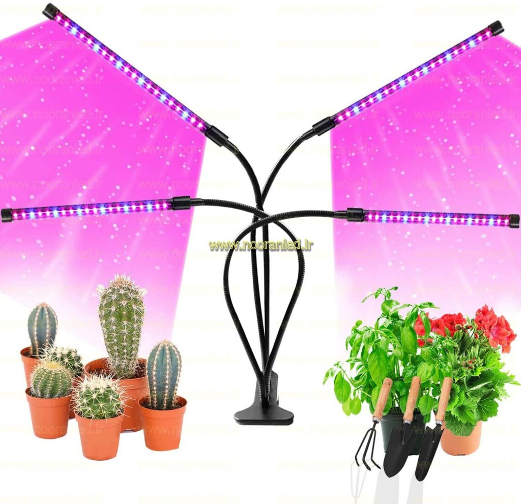 امروزه استفاده از لامپ ال ای دی رشد گیاه به دلیل مزایای که دارد، گسترش پیدا کرده است و افراد مختلف در منازل و به خصوص آپارتمان ها که دسترس به نور طبیعی امکان پذیر نیست از ال ای دی رشد گیاه استفاده می کنند.