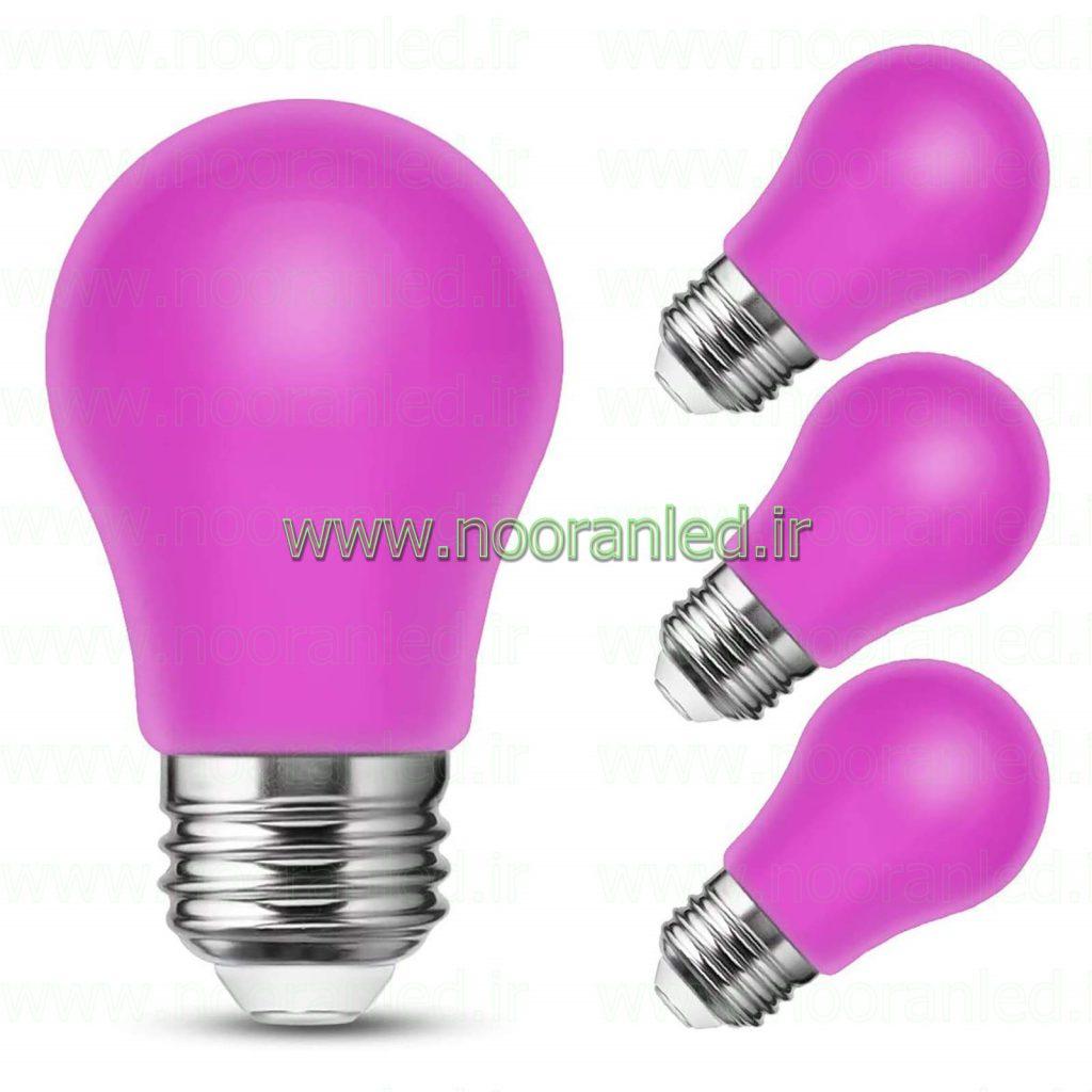 آریانا صنعت داوین فروشگاه عرضه انواع لامپ ال ای دی بنفش به صورت عمده است که شرکت های پخش و دفاتر فروش عمده می توانند برای تهیه و خرید انواع لامپ ال ای دی به این مجموعه مراجعه نمایند. لامپ ال ای دی فرا بنفش یا UV دار به صورت لامپ حبابی، هالوژنی یا پروژکتوری وجود دارد که برای استفاده های اختصاصی و فنی بیشتر مورد توجه قرار می گیرد.