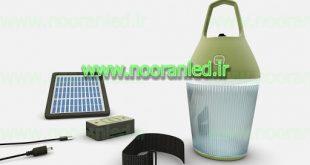 چراغ قوه چند کاره خورشیدی