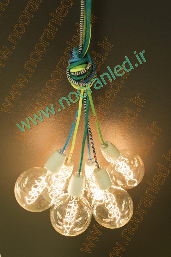قیمت لامپ فیلامنتی اشکی که عموماً در لوسترها مورد استفاده قرار می گیرد بسیار ارزان بوده و به راحتی می توان آن را جایگزین سایر نمونه ها کرد.