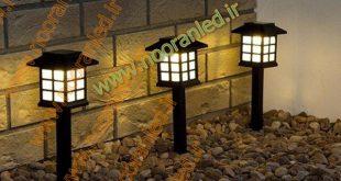 چراغ حیاطی خورشیدی مدل SL 01